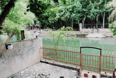 اجاره ویلا باغبهادران لب رودخانه زاینده رود